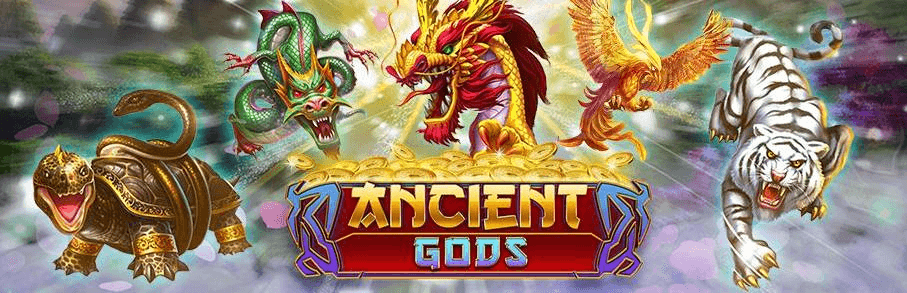 สล็อตออนไลน์ ANCIENT GODS กับ ECRET JUNGLE
