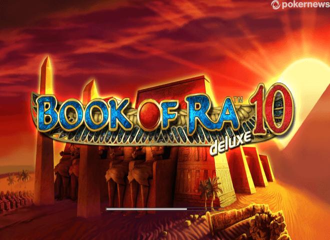 สล็อตออนไลน์ Book of Ra