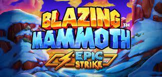 สล็อตออนไลน์ Blazing Mammoth