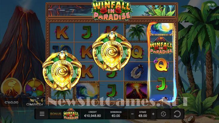สล็อตออนไลน์ Winfall In Paradise